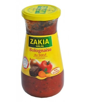 Sauce Bolognaise Zakia