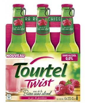 Tourtel Twist framboise