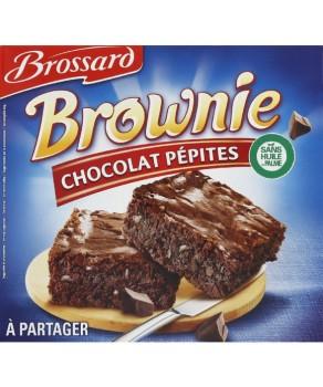 Brownie chocolat pépites