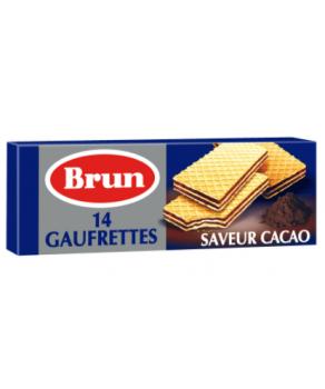 Gaufrette Chocolat Brun
