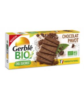 Sablé Chocolat Pavot Gerblé