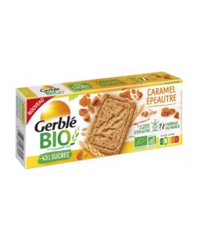 Sablé Caramel Epeautre Gerblé