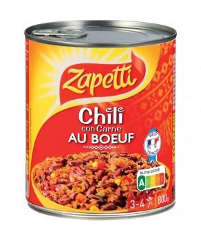 Chili au Boeuf