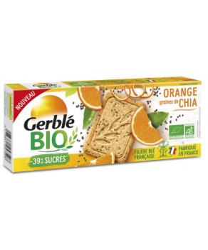 Sablé Orange Graines de...