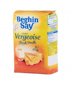 Vergeoise Blonde Vanille