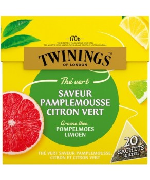 Twinings Pamplemousse,...
