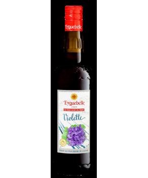 Sirop Eyguebelle Violette