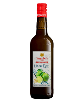 Sirop Eyguebelle Citron Vert