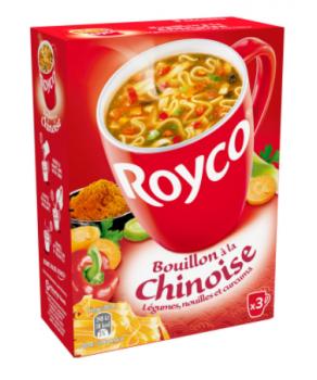 Bouillon à la Chinoise Royco