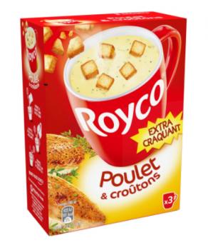 Délice de poulet Royco