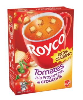 Tomates à la Provençale Royco