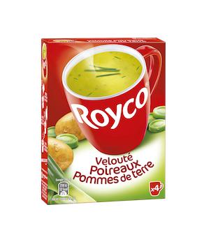 Velouté Poireaux PDT  Royco