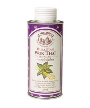 Huile pour Wok Thaï