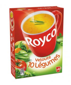 Mouliné 10 Légumes Royco