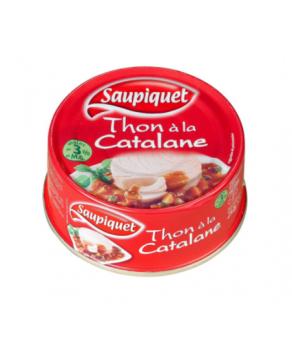 Thon à la catalane Saupiquet