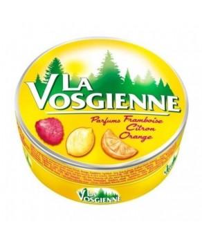 Bonbons La Vosgienne trois parfums