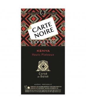 Kenya n°8 Carte Noire