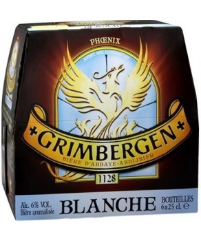 Grimbergen Bière Blanche