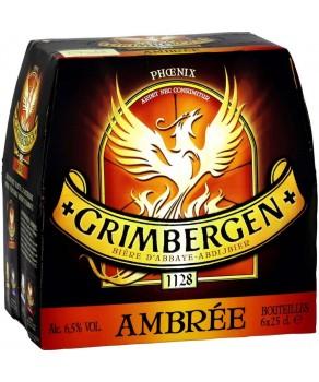 Grimbergen Bière Ambrée