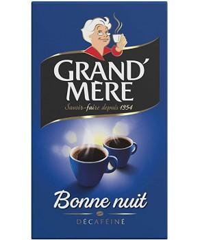 Café Grand'Mère Bonne Nuit Décaféiné