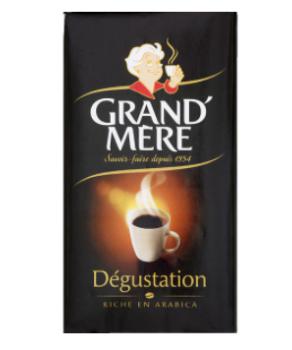 Café Grand'Mère Dégustation