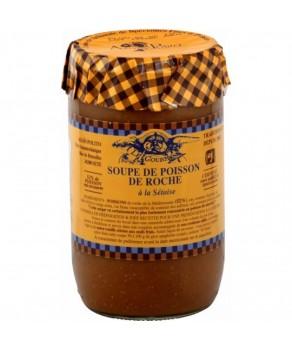 Soupe de Poisson de Roche à...