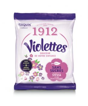 Minis Violettes Verquin...