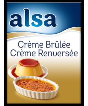 Crème brûlée Alsa