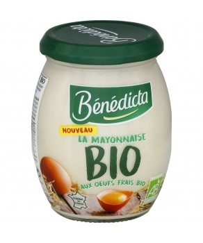 Mayonnaise Biologique