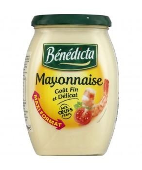 Mayonnaise Bénédicta