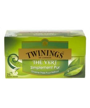 Thé Vert Twinings...