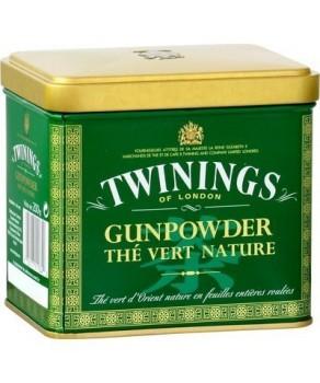 Thé Twinings Gunpowder Nature