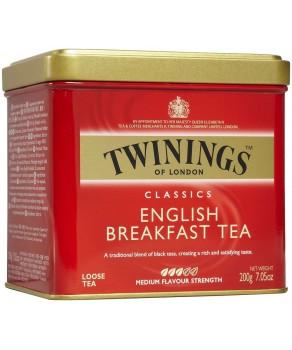 Thé Twinings Breakfast Tea