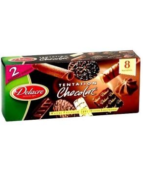Biscuits Tentation Chocolat