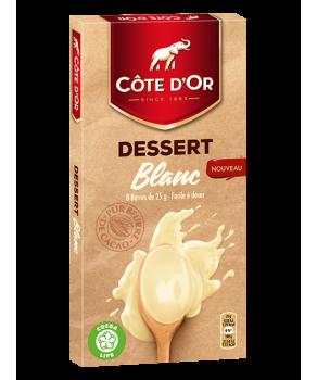 Chocolat blanc Dessert