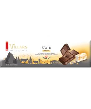 Chocolat noir Eclats de Nougat