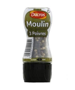 Moulin 3 Poivres