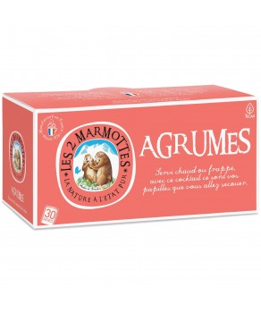 Infusion Agrumes