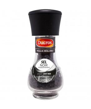 Moulin de sel noir de...