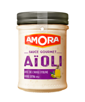 Amora Sauce Gourmet Aïoli