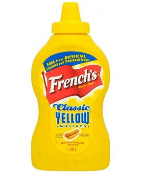 French's Classic Yellow