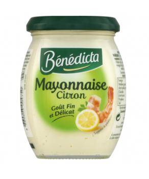 Mayonnaise au Citron Bénédicta