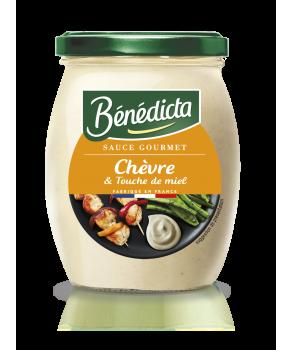 Sauce Bénédicta Chèvre et Miel