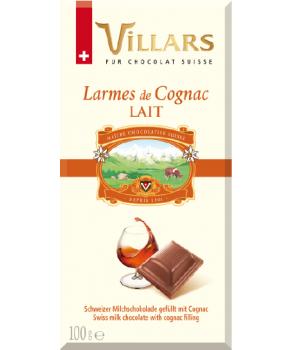 Chocolat Larmes de Cognac