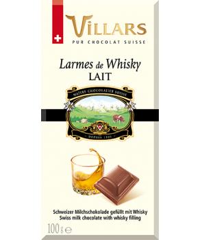 Chocolat Larmes de Whisky