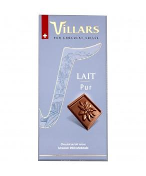 Chocolat au Lait Pur Villars