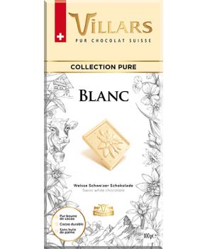Chocolat Blanc Pur Villars