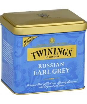 Thé Twinings Russian Earl Grey