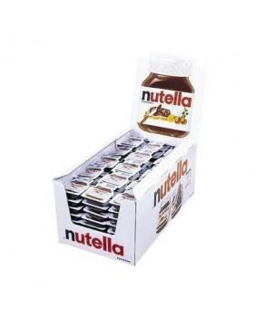Nutella Barquettes