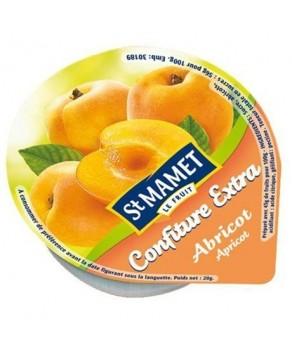 Confitures d'abricot St Mamet